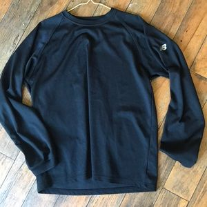 Med new balance long sleeve dri fit